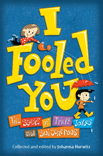 Book Cover of I Fooled You